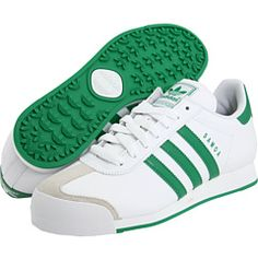 Gotta have some classic kicks AND they have kelly green stripes!!! Adidas  Originals