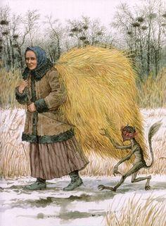 Хихитун — в белорусской мифологии нечистик, который смеется в тот момент, когда с человеком случается несчастье