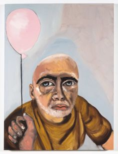 Francesco Clemente, Summer Self II, 2011