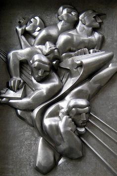 NYC - Rockefeller Center: Associated Press Building - News by wallyg, via Flickr
