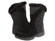 Columbia Ice Maiden™ II Slip Black/Shale - Zappos.com Free Shipping BOTH Ways - Jess $80
