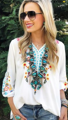 e5c8e7954571 Squash blossoms for days #crazyboutsquashblossoms Rodeo Outfits, Chic  Outfits, Western Outfits, Gypsy