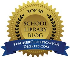 Top 50 School Library Blogs.  Might find something interesting lurking here.  Lots of e-book references.