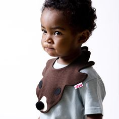 Ta.Ta. Unconventional Design For Kids: NIVA, bavaglini made in Japan!