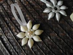 christmas crafts kids tree ornaments pasta snowflakes