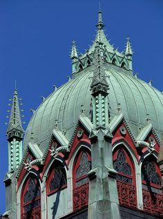 Old South Church Tower Photograph  - Old South Church Tower Fine Art Print