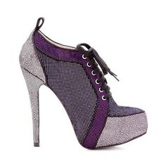 Dermal Sexy Spell Color Ankle Boots