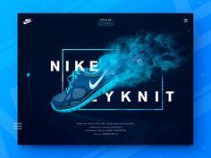 NIKE by Tomato #Design Popular #Dribbble #shots
