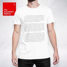 Lorem ipsum t-shirt? LOL