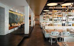 Nevel omarmt authenticiteit en beschikt over een ruwe en ambachtelijke keuken. Het restaurant heeft een Scandinvische look. Je kunt bij Nevel genieten van cocktails en bites aan de bar, diner met uitzicht over het IJ of relaxen op het grote terras tijdens de zomer.