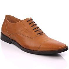 Unze Leather Laced -up Büro Mens ' Dock ' , Kleid-Schuhe - IMP-M3BR - http://on-line-kaufen.de/kobbler/unze-leather-laced-up-buero-mens-dock-kleid-schuhe