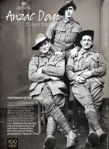 WWI Australian soldiers