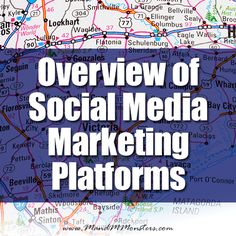 "As part of our ""train the trainer series"" we DEFINITELY need to take a peek at each of the social media platforms that are out there and dis..."