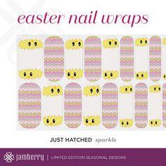 JustHatched | by Jamberry abettineski.jamberry.com