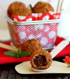 La Cuina de l'Eri: Croquetes de xocolata