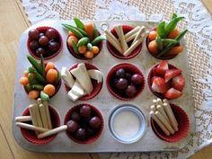 kids snacks by TinyCarmen
