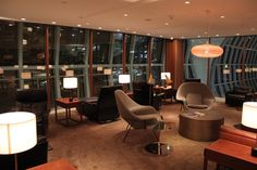 Review: Cathay Pacific Lounge Bangkok - http://youhavebeenupgraded.boardingarea.com/2016/02/review-cathay-pacific-lounge-bangkok-2/