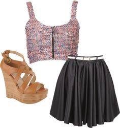 """""""Untitled #39"""" by haleyymariee on Polyvore"""