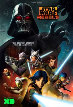 """Star Wars Rebels Season 2 will begin with a one-hour episode,""""The Siege of Lothal,"""" Official release date: Saturday, June 20th at 9:00pm. On Disney XD"""