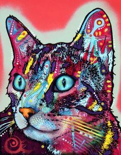 AUTOUR DES CHATS - *** Chats colorés… - Beaux gifs - tubes… - *** Portraits de… - *** Les chats vus… - *** Art autour des… - BONHEUR DE LIRE