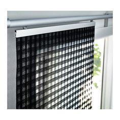 amazon - ikea solveig window panel curtain blackout divider