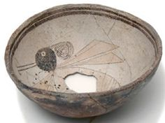 """Mimbres Bee - Polychrome / 6.75"""" 3"""" -2"""