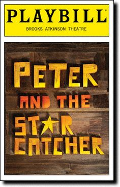 Based on 'Peter and the Starcatchers' by Dave Barry and Ridley Pearson