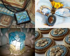 Golden Skies by Rhonda on Etsy--Pinned with TreasuryPin.com