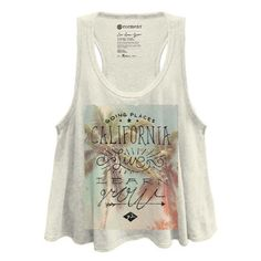 Going Places Tank