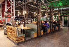 Clydebuilt Bar & Kitchen, Glasgow, United Kingdom 442 Design Ltd
