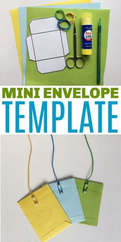 This mini envelope template will have you making adorable small envelopes in no time. These are easy to make and there are lots of ways to use them. Envelope Template Printable, Templates Printable Free, Free Printables, Small Envelopes, Paper Envelopes, Christmas Powerpoint Template, Stationary Box, Envelope Art, Cross Stitch Bookmarks