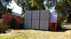Bodega Container - Municipalidad de Chiguayante, Concepción - Chile