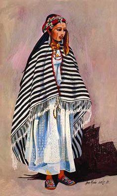 femme Ait Yazza