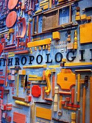 Anthropologie window display