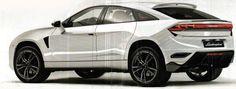 Lamborghini SUV появится не раньше 2017–года