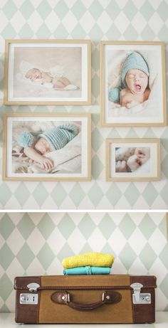 Inspiracion como decorar habitacion bebe