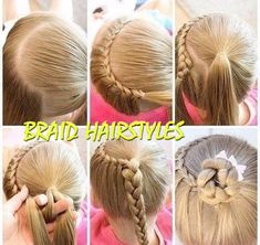 Braid hairstyles
