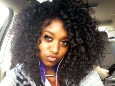 <3<3 Big hair!!