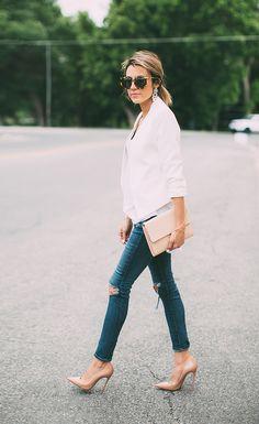 3 Keys to A Chic Minimal Look | Hello Fashion