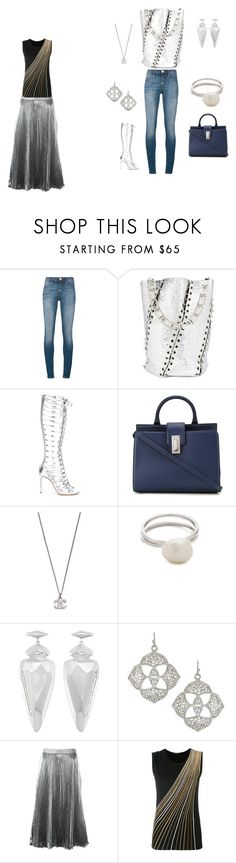 """don't be like rest"" by emmamegan-5678 ❤ liked on Polyvore featuring Philipp Plein, Proenza Schouler, Casadei, Marc Jacobs, Samantha Wills, Kendra Scott, Christopher Kane, Balmain and modern"