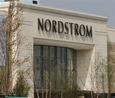 Nordstroms ... oh how I miss you. I guess I'm going to have to settle for visiting you once or twice a year....