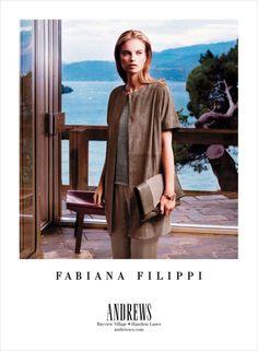 Fabiana Filippi - - Spring 2014 - Ad Campaign | TheImpression.com