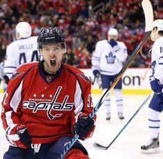 Evgeny Kuznetsov, Washington Capitals- Sports Staturday.