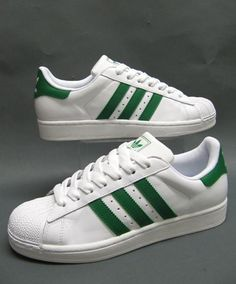th41357912374Adidas Superstar Trainers in White Green.JPG 480×578 pixels