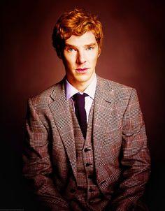 Benedict Timothy Carlton Cumberbatch <3