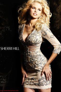 Sherri Hill cocktail dress from Serendipity