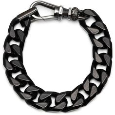 MFP SS13 Pre-Order Mens Chunky Chain Bracelet ($305) ❤ liked on Polyvore