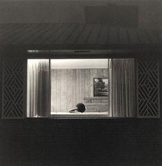 Robert Adams, Summer Nights, walking, 2009