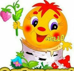 Funny sayings - PinPhoto. Smiley Emoji, Smiley Emoticon, Animated Smiley Faces, Cute Faces, Funny Faces, Happy Birthday To You, Emoji Symbols, Emoji Images, Morning Greeting