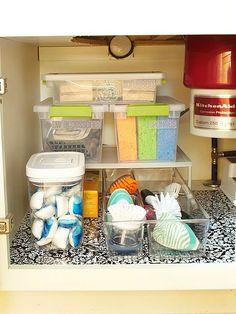 25 Kitchen Organization and Storage Tips